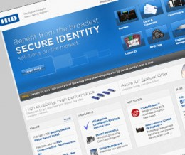HID Global Drupal Website
