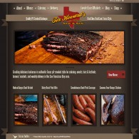 Tex Howard's Pit-Smoked Bar-B-Que
