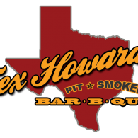 Tex Howard's Pit-Smoked Bar-B-Que Logo